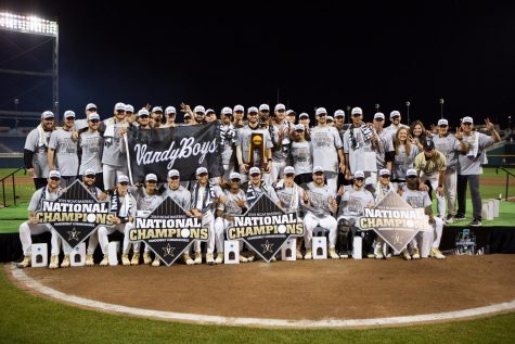 Three Up, Three Down: Vanderbilt falls to Oregon State in Super Regional to end season