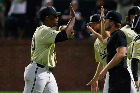Three up, three down: Vanderbilt wins series at South Carolina