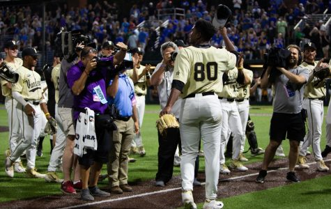 Facing elimination, Kumar Rocker notches historic, 19 strikeout no-hitter