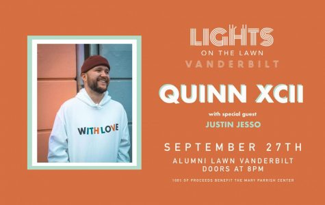 Quinn XCII to headline Lights on the Lawn Sept. 27