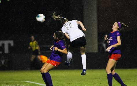 Commodores blank Evansville 4-0 to cap off impressive week