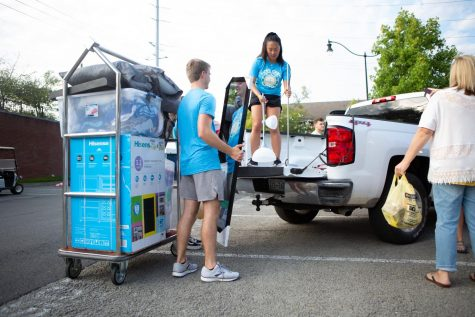 IN PHOTOS: First-year Move-in 2019