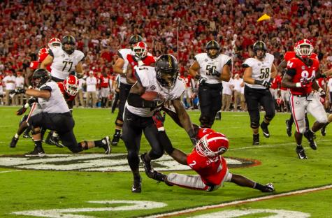 Three Matchups to Watch: Vanderbilt vs. Georgia
