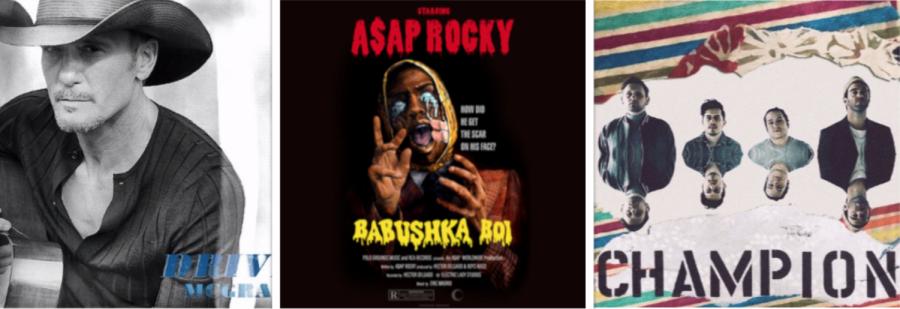 VH New Music Fridays: A$AP Rocky, Miranda Lambert and more