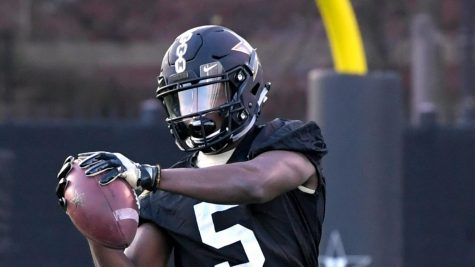 One Last Chance: Dontye Carriere-Williams' brings grit to Vanderbilt secondary