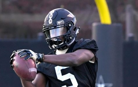 One Last Chance: Dontye Carriere-Williams brings grit to Vanderbilt secondary