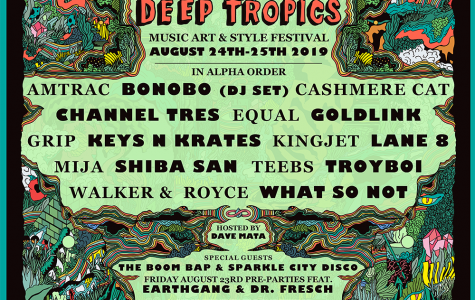 Deep Tropics Music, Art & Style Festival aims to celebrate sustainability