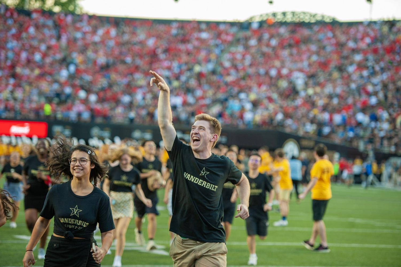 The Vanderbilt Hustler | IN PHOTOS: Anchor Dash 2019