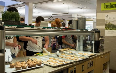 What is the best muffin on campus?