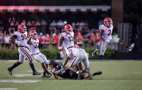 SEC Power Rankings Week Two: High Tide and a Rocky (Top) start