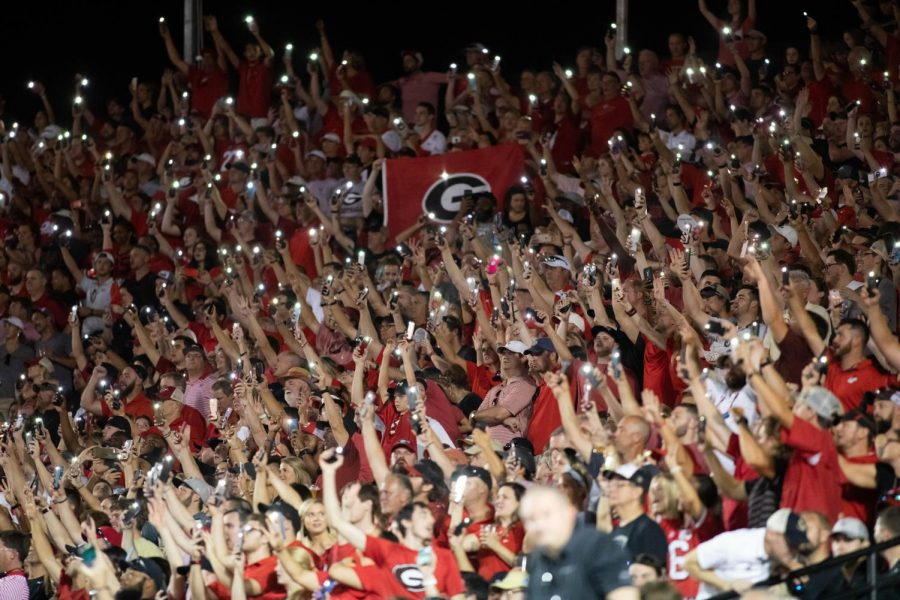 Vanderbilt football hosts Georgia in 2019. (Hustler Multimedia/Emily Gonçalves)