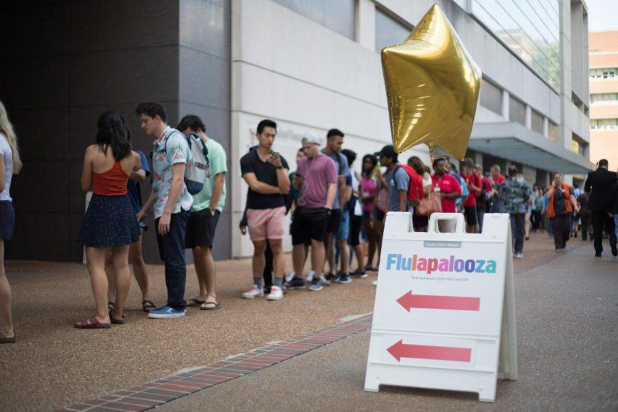 Flulapalooza to provide free flu shots for ninth year