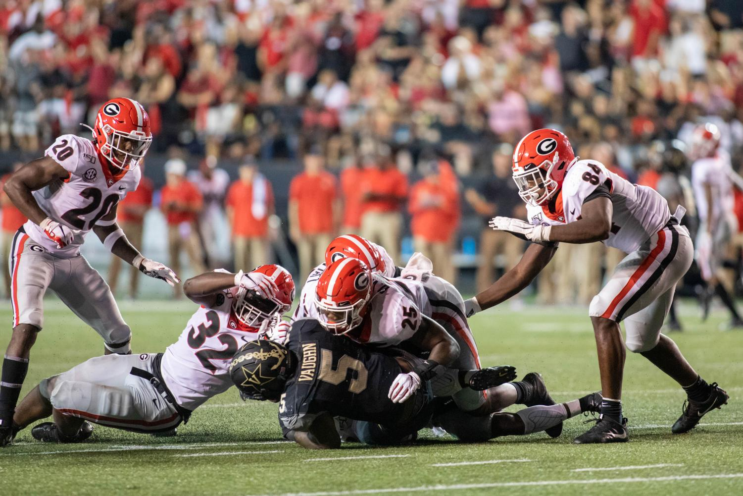 Georgia+defeats+Vanderbilt+30-6+at+the+season+opener+on+Saturday%2C+Aug.+31.+%28Photo+by+Emily+Gon%C3%A7alves%29