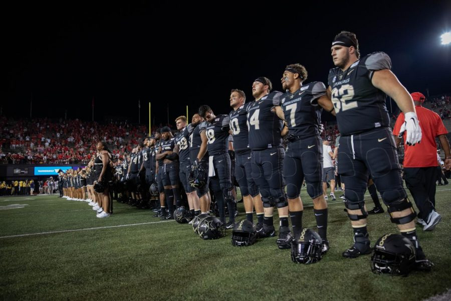 Vanderbilt+football+after+a+30-6+loss+to+Georgia+on+Aug.+31%2C+2019.+%28Hustler+Multimedia%2FEmily+Gon%C3%A7alves%29
