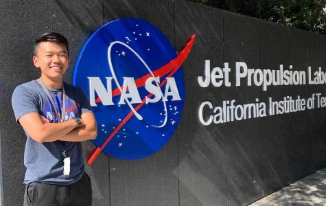Commodore Careers: A summer internship at NASA