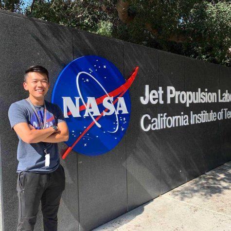 Commodore Careers: A summer internship at NASA