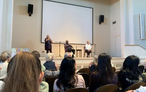 Cultivating the Seeds of Peace: Arun Gandhi speaks about the importance of personal peace in today's world