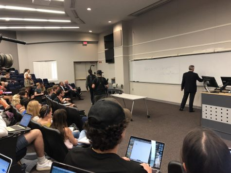 The Vanderbilt Hustler | Kunhardt film crew in Vanderbilt