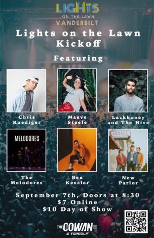 Lights on the Lawn to host kickoff event, ft. The Melodores and more