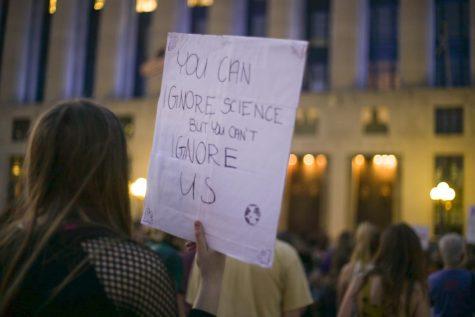 IN PHOTOS: Nashville Climate Strike draws 250 participants including Vanderbilt SPEAR