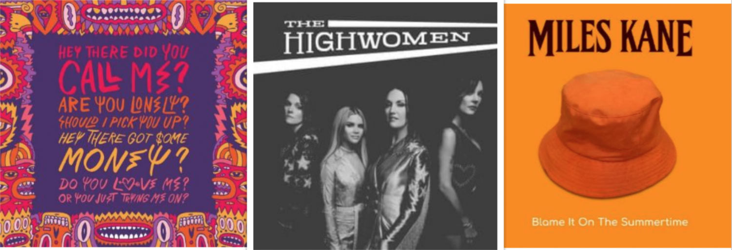 VH New Music Fridays: The Highwomen, Foster the People and