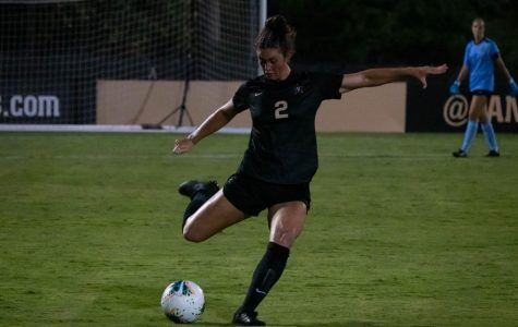 Vanderbilt Soccer beats Chattanooga 3-0 in final non-conference home game