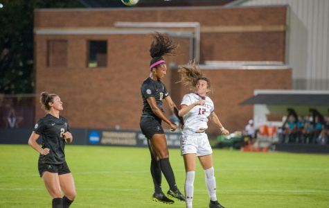 Ninth-ranked Commodores best Colgate 2-0