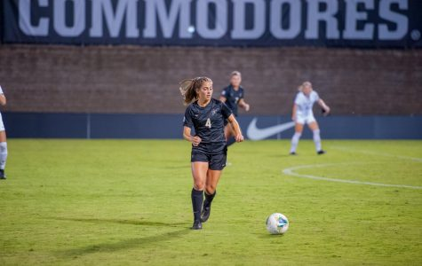 Vanderbilt soccer extends perfect start with 3-2 overtime win over Marshall