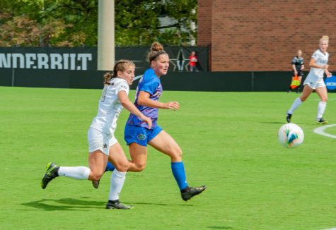 Vanderbilt Soccer suffers first home loss since 2017, 1-0 to Florida