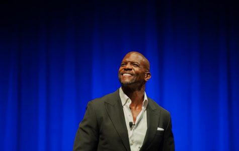 Q&A with Terry Crews, actor and leading advocate for healthier culture around gender