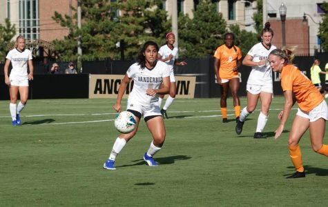 Vanderbilt edges Tennessee 1-0 in overtime on last minute goal