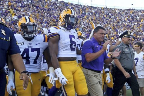 Behind Enemy Bylines: LSU Tigers