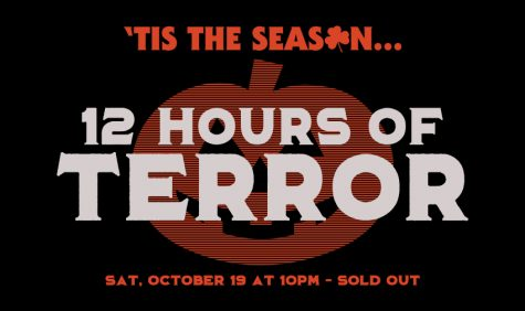 "(Almost) surviving ""Twelve Hours of Terror"""