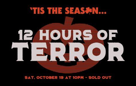 """(Almost) surviving """"Twelve Hours of Terror"""""""