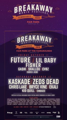 Breakaway Music Festival: What to Expect