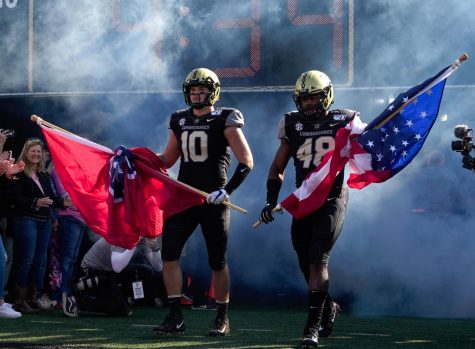Vanderbilt upsets Missouri on homecoming weekend