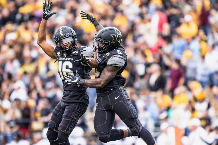 Vanderbilt+upsets+Mizzou+for+Homecoming+Weekend+on+Saturday%2C+October+19%2C+2019.+%28Photo+by+Hunter+Long%29