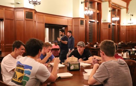 Overheard at Late-Night: student opinions on new after-dark meals