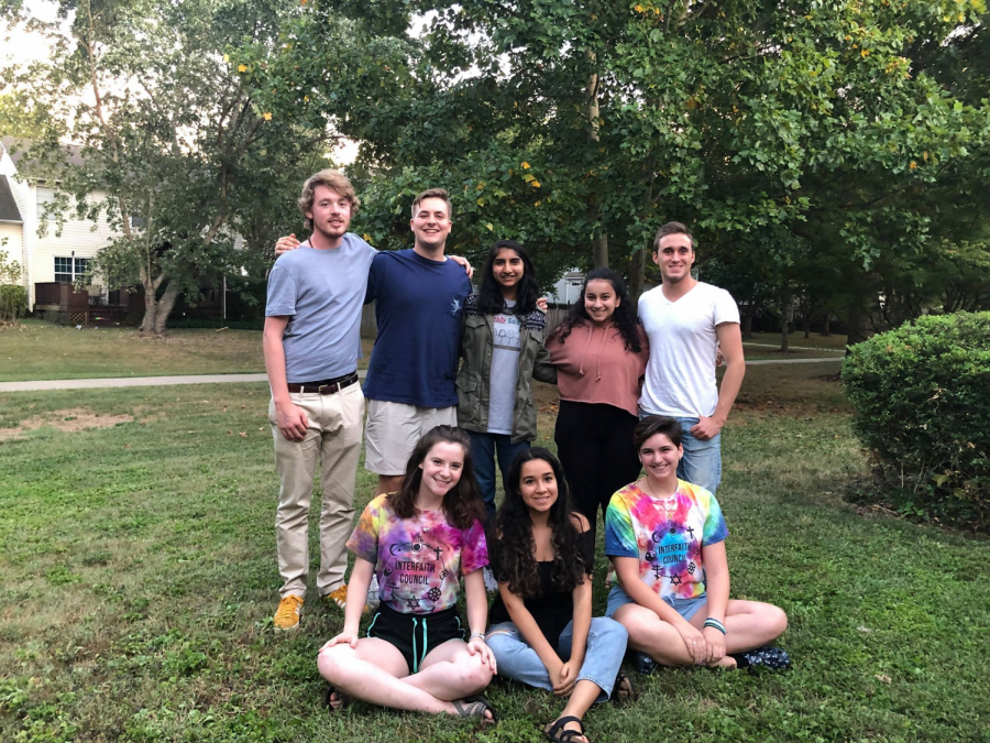 The Interfaith Council's Dialogue Dinners are a way to connect with other religious students about religious activism. (Photo courtesy Gracie O'Rorke)