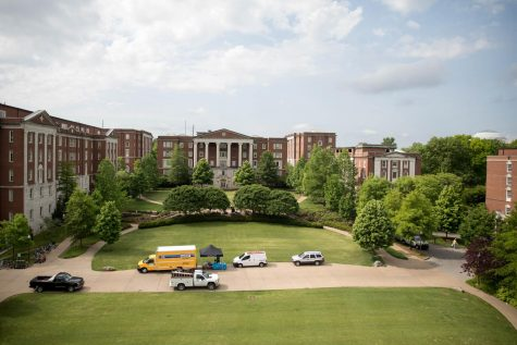 VSG passes resolution calling for Calhoun Hall to be renamed