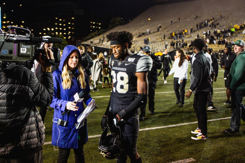 Vanderbilt defeats Missouri 21-14 on Saturday, October 19th, 2019. Photo by Hunter Long // The Vanderbilt Hustler
