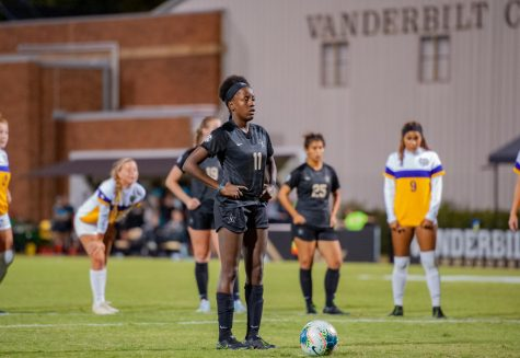Five-star Commodores defeat LSU on Senior Night