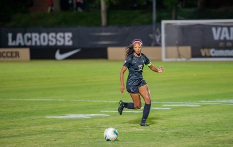 Late overtime goal sinks Vanderbilt to 2-1 loss to No. 22 Texas A&M