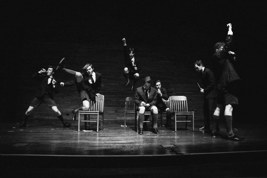 Vanderbilt Off-Broadway performs Spring Awakening. (Photo by Hunter Long)