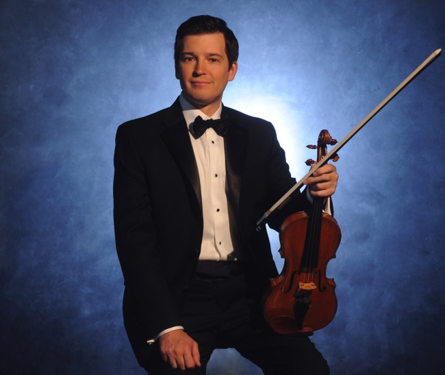 Violinist and Professor Stephen Miahky sheds insight on Music Culture at Vanderbilt and Nashville