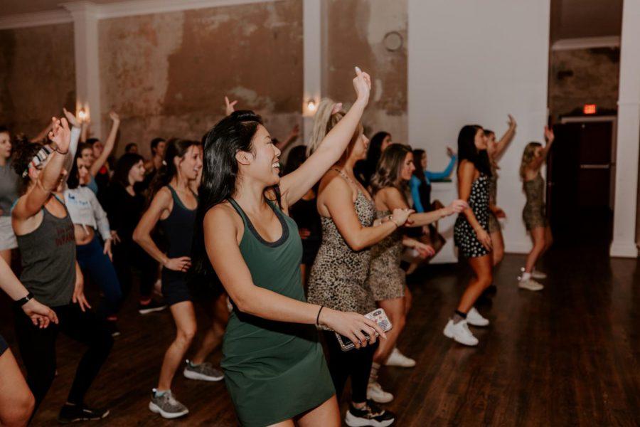 OV's Exercise Dress dance tour was a hit with Nashville fans. (Photo by Rachel Deeb)