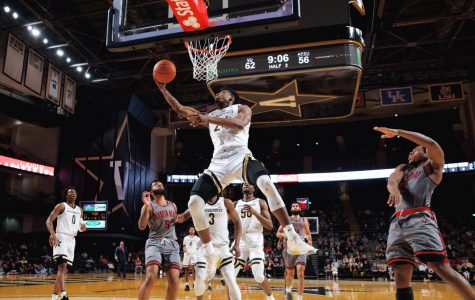 Vanderbilt prevails over Austin Peay in foul-filled showdown