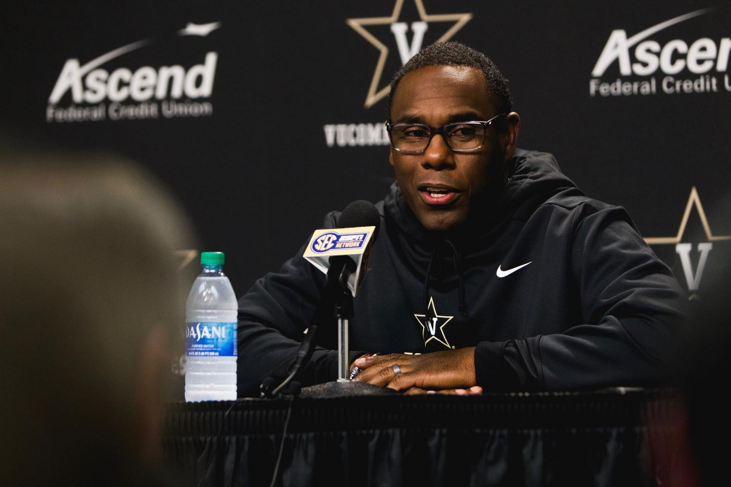 Head Coach Derek Mason addresses Malcolm Turner's announcement in his Tuesday press conference.