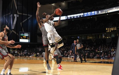 Breaking down Jerry Stackhouse's new and improved Vanderbilt offense