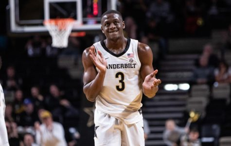 Vanderbilt defeated Southeast Missouri State on Wednesday night to win its first game of the season.